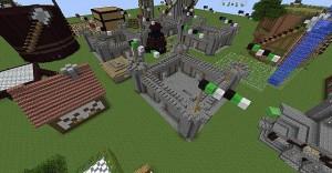 Военная деревня