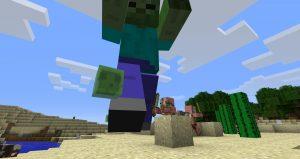 Моб в Minecraft