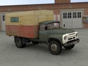 Отечественные автомобили в GTA SA