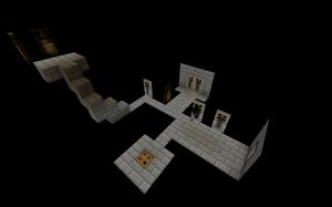 Двери в портал Minecraft