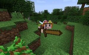 Боевые феи в Minecraft