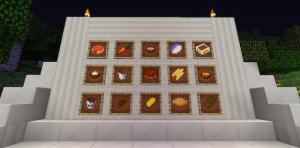 Пища в Minecraft