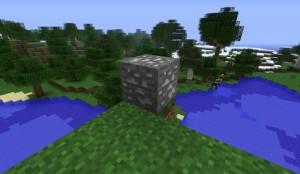 Руда из соли в Minecraft