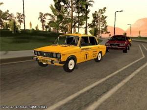 Русские машины в GTA SA
