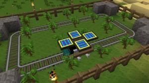 Вагонетки в Minecraft