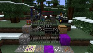 Компоненты в Minecraft