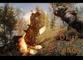 Blaze of Eventide