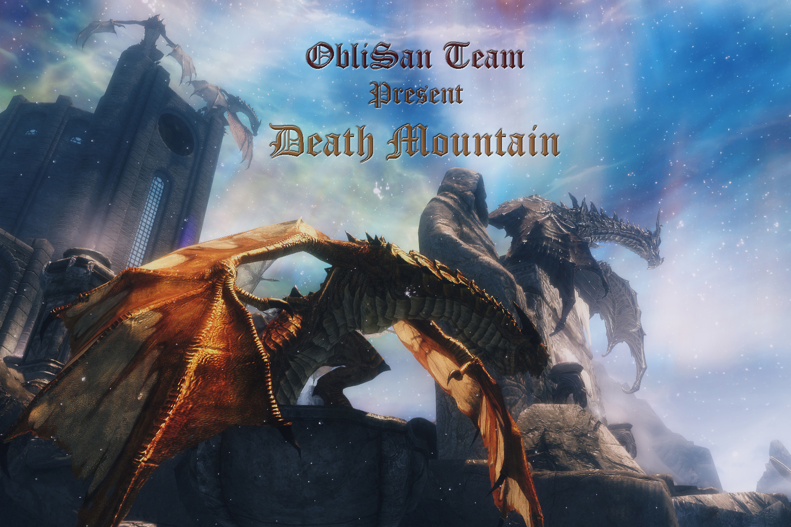 Death Mountain для Skyrim