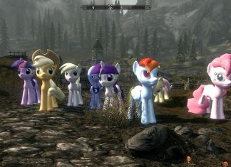 my little pony skyrim