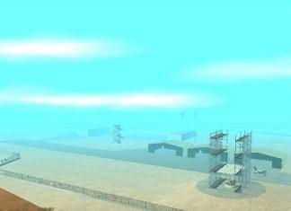 Вид на аэродром