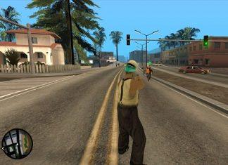 Уличная перестрелка