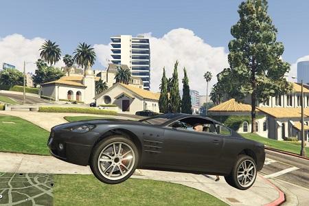 Дополнение может сочетаться и с другими автомобильными скриптами для GTA 5