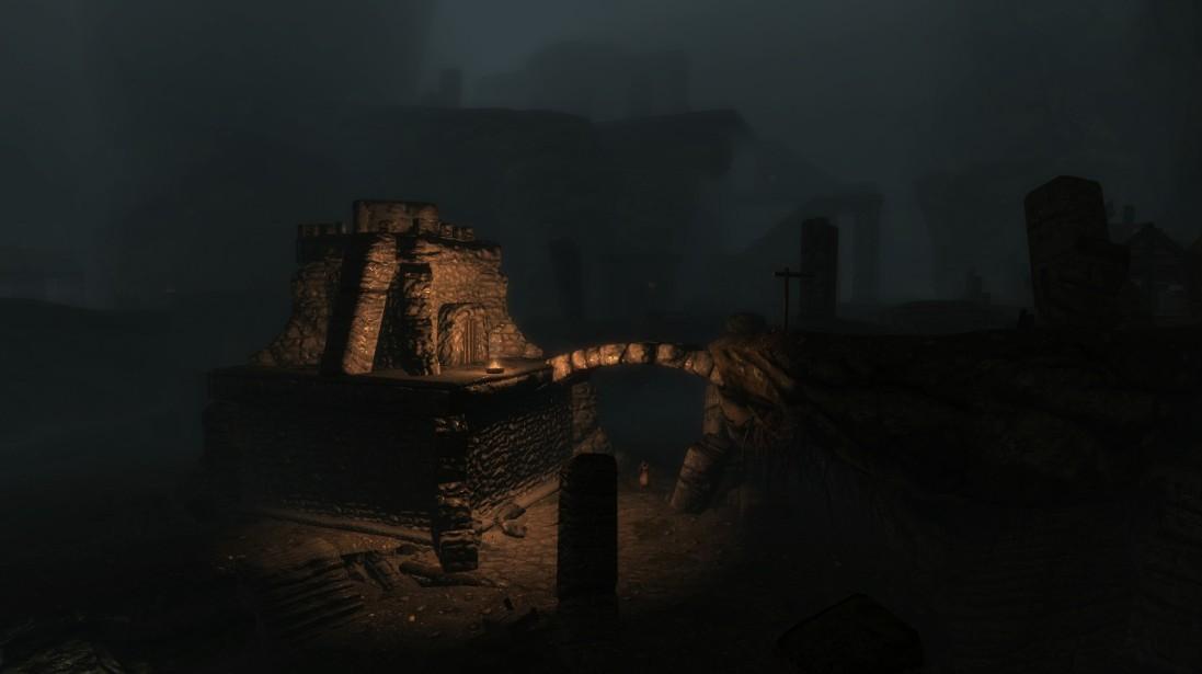 Skyrim SE: Подземелья Скайрима