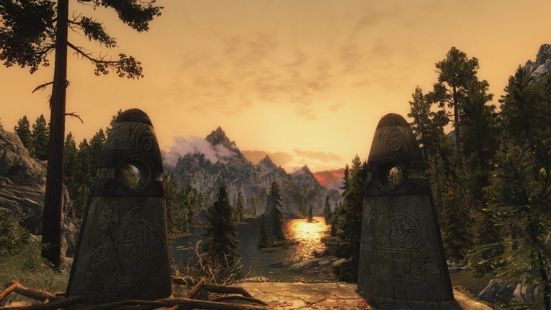Skyrim SE: Vivid Weathers Special Edition