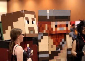 Новый мир в Minecraft