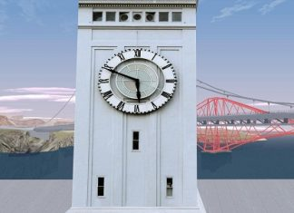Часы в Сан-Фиерро - текстуры мода RoSa 1.5