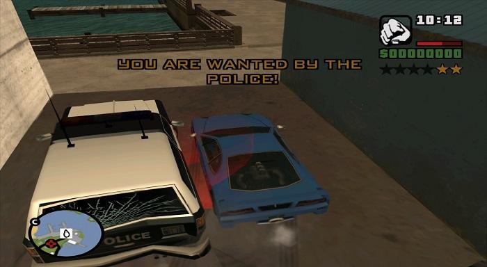 Игрок разыскивается полицией