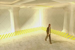 Скриншот из миссии
