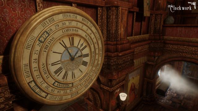 Skyrim SE: Часовой механизм / Clockwork