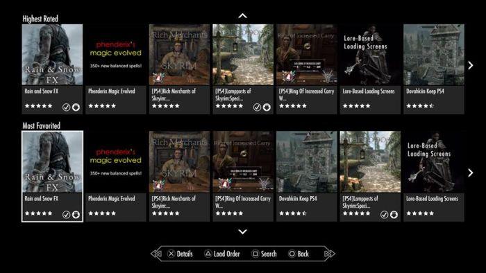 Как установить моды для Skyrim Special Edition