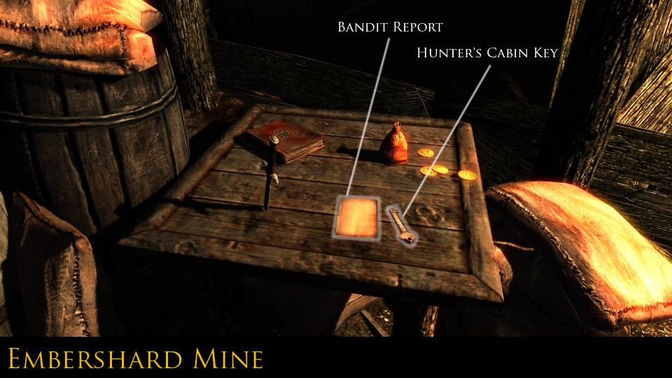 Skyrim SE: Hunters Cabin of Riverwood