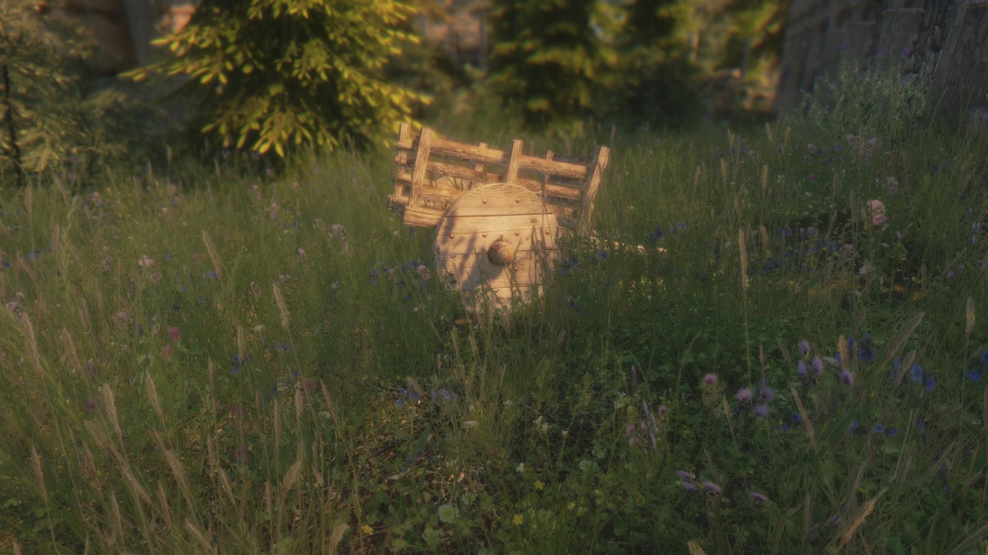 Skyrim SE: Verdant - A Skyrim Grass Plugin